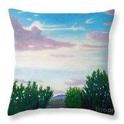 Enchanted Land Throw Pillow