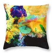 Enchanted Reef #306 Throw Pillow