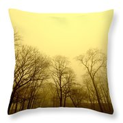 Enchanted Stand Throw Pillow