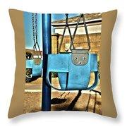Enchanted Swings  Throw Pillow