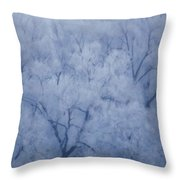 Enchanted Woodland Throw Pillow
