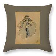 Enchantress Throw Pillow