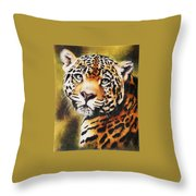 Enchantress Throw Pillow