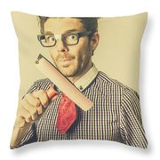 End Of Financial Year Clearance Throw Pillow