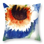 End Of Life Release Throw Pillow