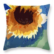 End Of Life Unaware Throw Pillow