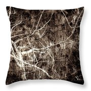 Endless Throw Pillow by Gaby Swanson