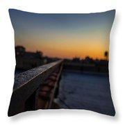 Endless Horizon Throw Pillow