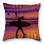 Endless Summer 2 Throw Pillow