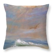 Endless Wonder- Sold Throw Pillow