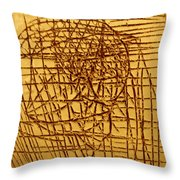 Endurance - Tile Throw Pillow