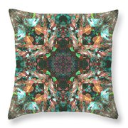 Enebro Throw Pillow