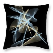 Energy Infusion Throw Pillow