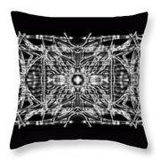 Energy Restrained Throw Pillow