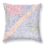 Engage Throw Pillow