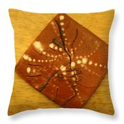 Engagement - Tile Throw Pillow
