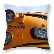 Engine 5771 Throw Pillow