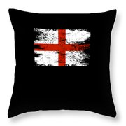 England Gift Country Flag Patriotic Travel Shirt Europe Light Throw Pillow
