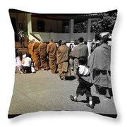 Enlighten Throw Pillow