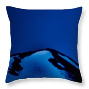 Enlightened Peak Throw Pillow