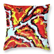 Enlightenment Of The Subconscious Mind Throw Pillow