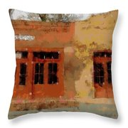 Enough Time In Caldwell Throw Pillow