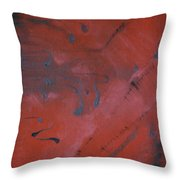 Entelechy With Music Throw Pillow