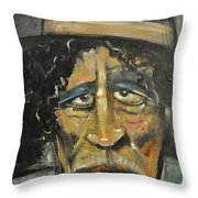 Entertaining Angels Unaware Throw Pillow