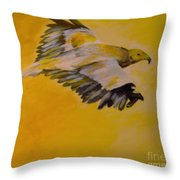 Entrepreneur Throw Pillow
