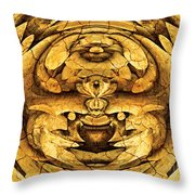 Entwinement  Throw Pillow