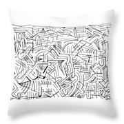 Envisage Throw Pillow