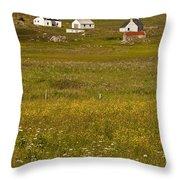Eoligarry Throw Pillow
