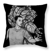 EoR Throw Pillow