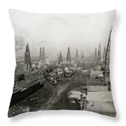 Epic Texas 1919  Throw Pillow