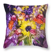 Epitaph For Rc My Friend Throw Pillow