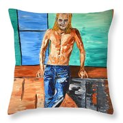 Eric Northman Throw Pillow