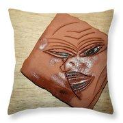 Erica- Tile Throw Pillow