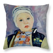 Erin - Trimi I Dibres				 Throw Pillow