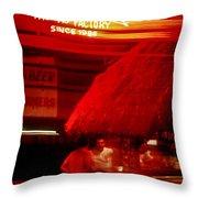 Ernesto's Throw Pillow