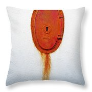 Erotica Throw Pillow