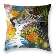 Erotype 07 2 Throw Pillow