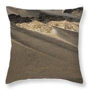Eruptions Or Erosion.. Throw Pillow