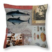 Escape And Explore Iv Throw Pillow