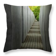 Escape From Oppression Throw Pillow