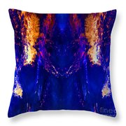 Escape The Within Throw Pillow