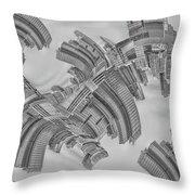 Escheresque Nyc Throw Pillow