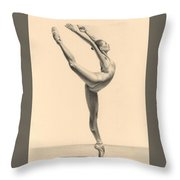 Esquisite Throw Pillow
