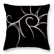 Ess Throw Pillow