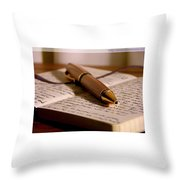 Essay Writing Service Reviews Throw Pillow