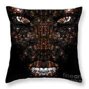 Essence Of A Woman 1 Throw Pillow